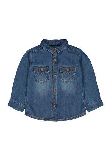 Mothercare | Boys Full sleeves Denim Shirt - Blue