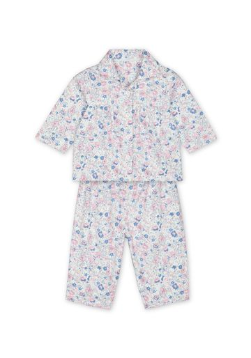 Mothercare | Girls Full sleeves Floral print Pyjamas - Multicolor