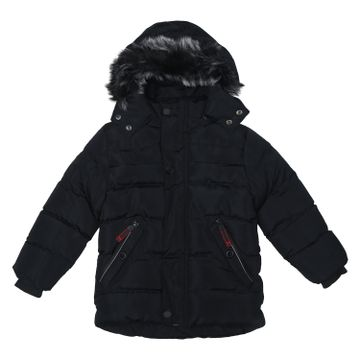 Mothercare | Boys Full sleeves Jacket - Navy
