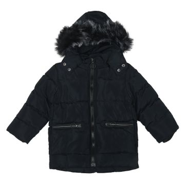 Mothercare | Boys Full sleeves Jacket - Black