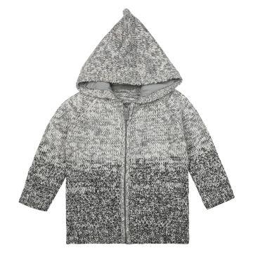 Mothercare | Boys Full Sleeves 3D Details Sweatshirt - Grey