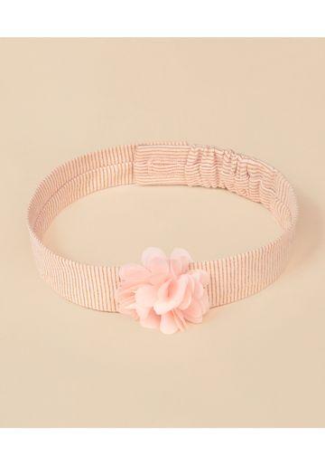 Mothercare | Girls Headband Flower Details - Pink