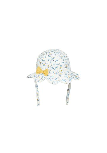 Mothercare | Girls Hat Bow Detail - White