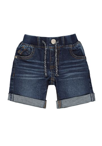 Mothercare   Boys Denim Shorts - Blue