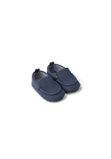 Mothercare | Boys Pram Shoes  - Navy