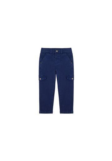 Mothercare | Boys Cargo Trousers - Navy
