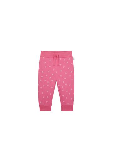 Mothercare | Girls Joggers Heart Print - Pink