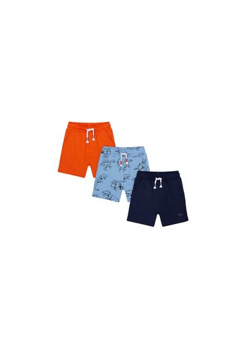 Mothercare   Boys Knitted Shorts Dino Print - Multicolor