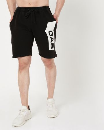 GAS | Men's Donald Washed In Slim Fit Shorts