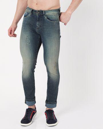 GAS | Men's Albert Simple Slim Fit Jeans
