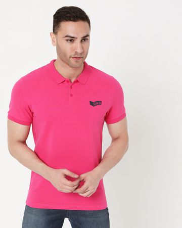 GAS   Men's Ralph Emb In Slim Fit Polo