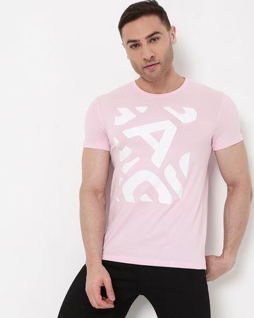 GAS | Men's Scuba Font 1 In Crew Neck T-Shirt