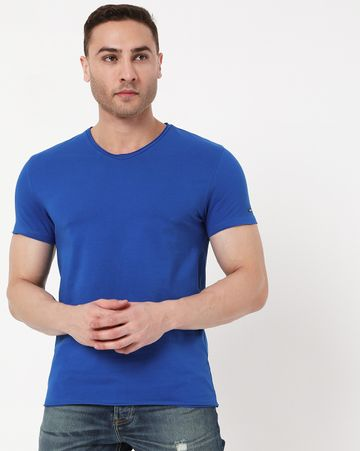 GAS | Men's Scuba V Basic In V-Neck T-Shirt
