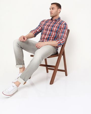 GAS | Men's Sir Det In Slim Fit Shirt