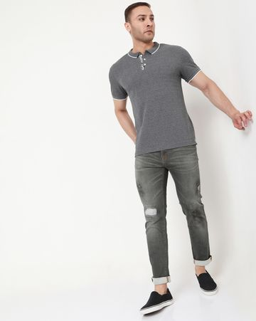 GAS | Men's Norton Carrot In Tapered Fit Jeans