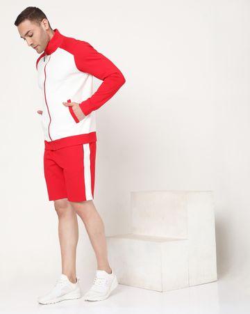 GAS | Men's Scott Contrast In Slim Fit Shorts