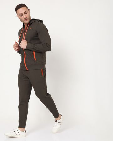 GAS | Men's Radar Fluo In Slim Fit Trackpants