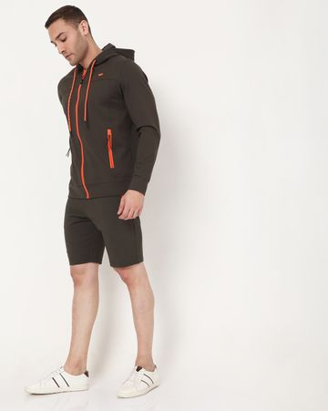 GAS | Men's Scott Fluo In Slim Fit Shorts