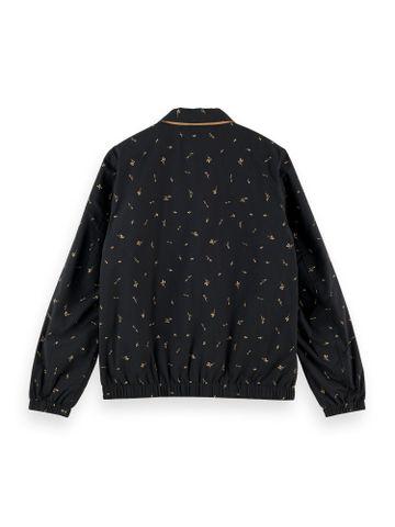 Scotch & Soda   reversible shirt jacket