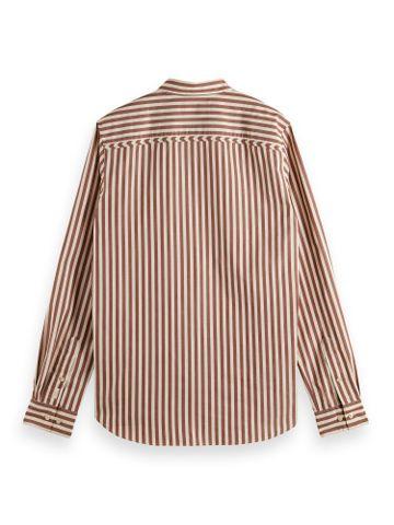 Scotch & Soda | REGULAR FIT- Cotton striped shirt
