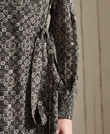 Superdry | BOHEMIAN WRAP DRESS