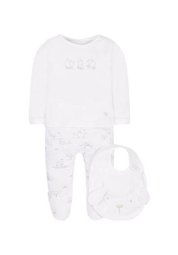 Mothercare | Little Lamb 3 Piece Set