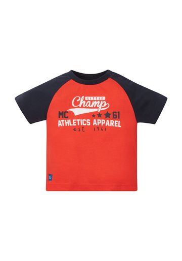 Mothercare | Boys Little Champs T-Shirt - Red