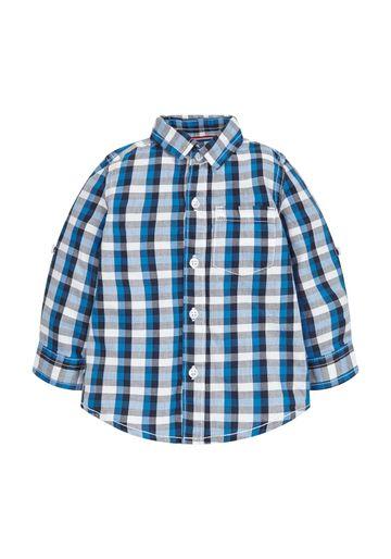 Mothercare | Blue Check Shirt