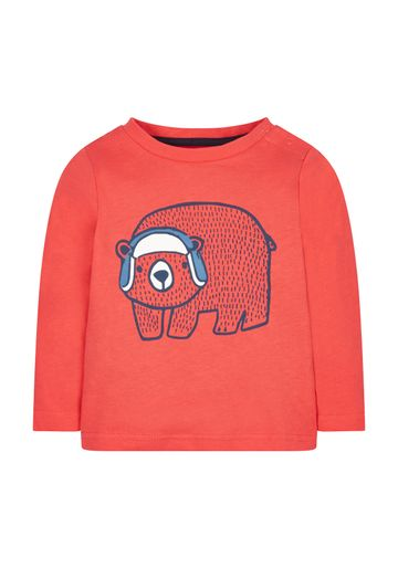Mothercare | Red Bear T-Shirt