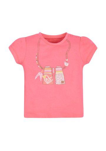 Mothercare | Girls Binoculars T-Shirt - Pink