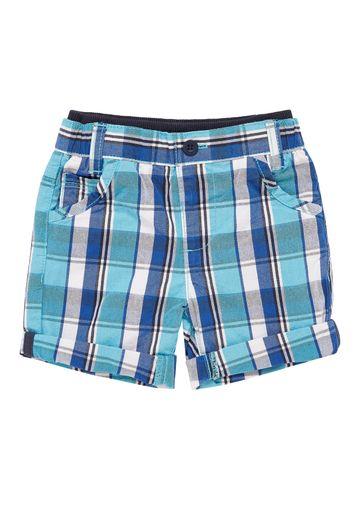 Mothercare | Multicolor Boys Check Shorts
