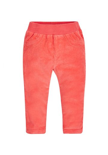 Mothercare | Girls Cord Trousers Rib waist - Coral