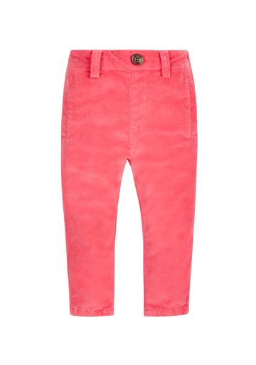 Mothercare | Girls Pink Cord Trousers  - Pink