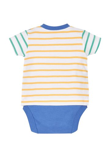 Mothercare | Boys Tractor Bodysuit - Multicolor