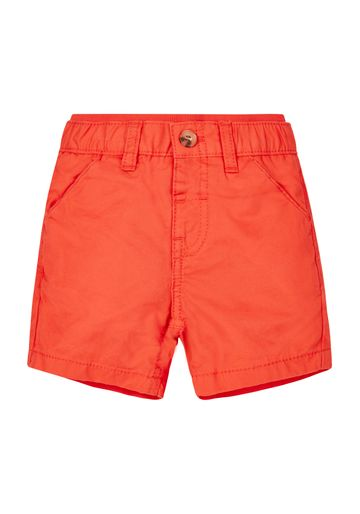 Mothercare | Boys  Ribwaist Chino Shorts - Red