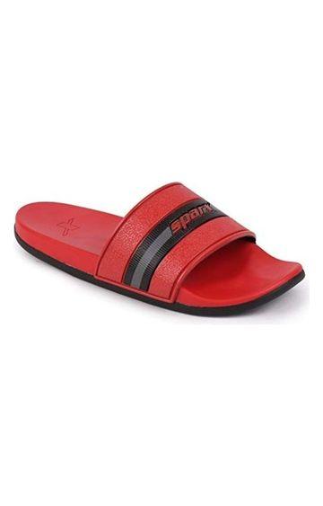 Sparx | Red Flip Flops