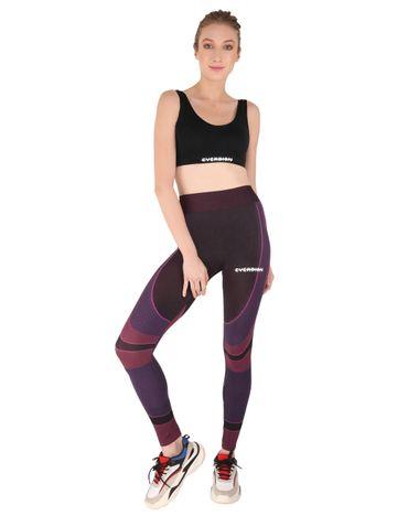 EVERDION | Purple Yoga Set