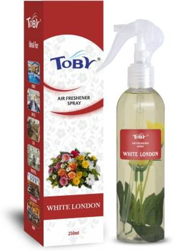 Toby | TOBY WHITE LONDON Air Freshener (Room Spray) - 250 ml