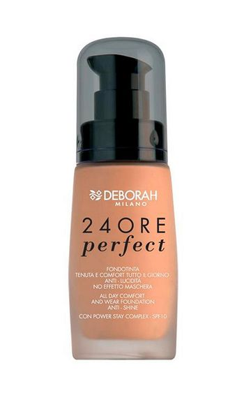 Deborah Milano | 24Ore Perfect Foundation - 3 Caramel Beige