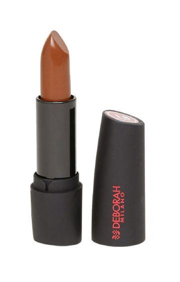 Deborah Milano | Atomic Red Mat Lipstick - 02 Terracotta