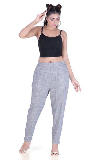 Black Lady | Womens Muliticolor Trouser