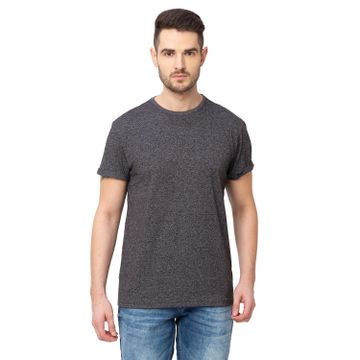 globus | Globus Grey Solid T-Shirt