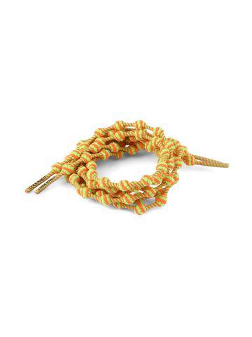 Lotto | Lotto Unisex Candy Cane Knot Neon Orange Shoelacenge