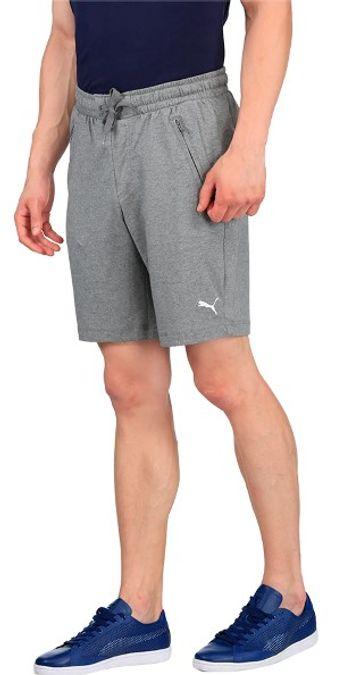 Puma | Zippered Jersey Shorts 8
