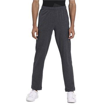 Puma | Dark Grey Melange Trackpants