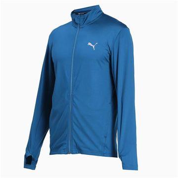 Puma | PUMA Active Poly Jacket Digi-blue LIFESTYLE TOP