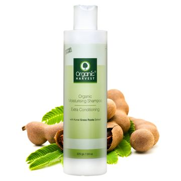 Organic Harvest | Extra Conditioning Moisturising Shampoo - 225ml