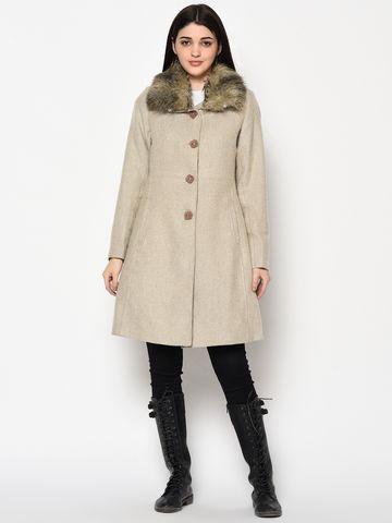 METTLE | Women BEIGE Coat