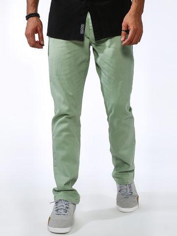 Blue Saint   Blue Saint Men's Green Jeans