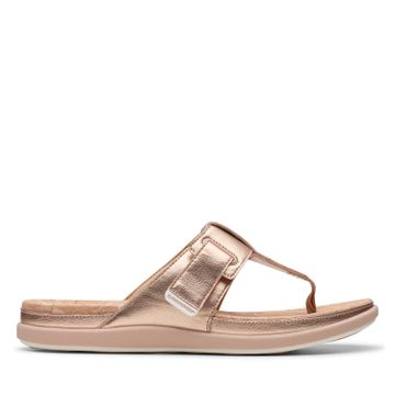Clarks | STEP JUNE REEF ROSE GOLD CASUAL